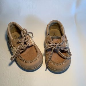 Sperry Top Slider Bluefish Club Toddler